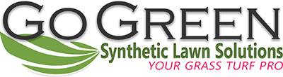 LOGO for Go Green Synthetic Lawn Solutions