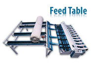 Accu-Cut Feed Table